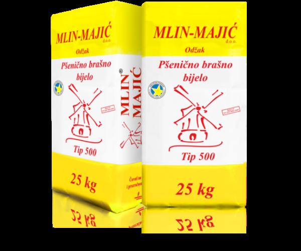 Pšenično brašno tip 500