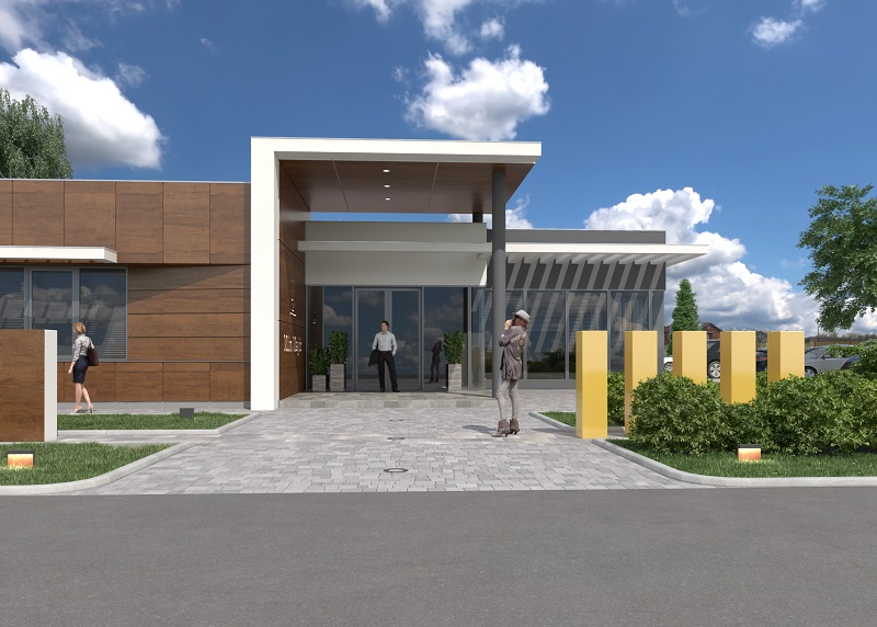 Počela izgradnja nove Upravne zgrade